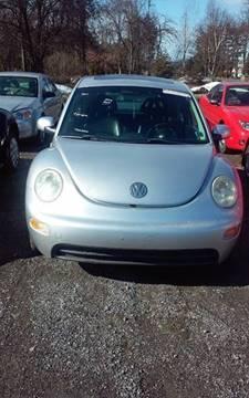 2001 Volkswagen New Beetle for sale in Nicktown, PA