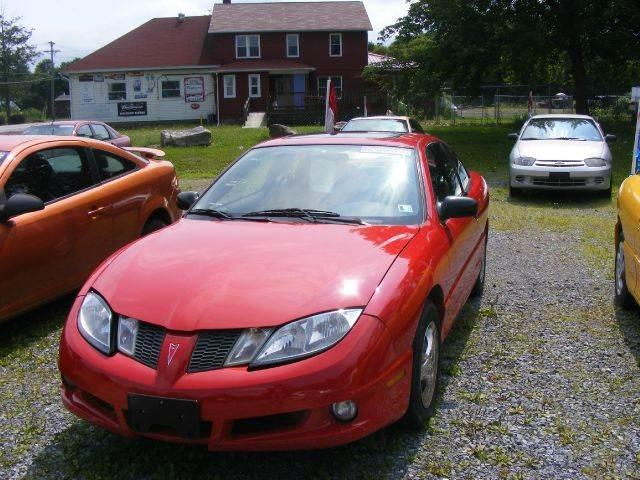 2003 Pontiac Sunfire 2dr Coupe In Nicktown Pa Settles Used Cars