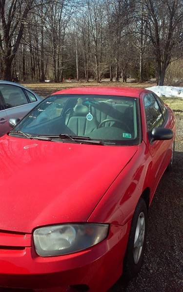 2005 Chevrolet Cavalier 2dr Coupe - Nicktown PA