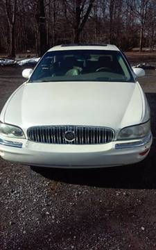 2001 Buick Park Avenue for sale in Nicktown, PA