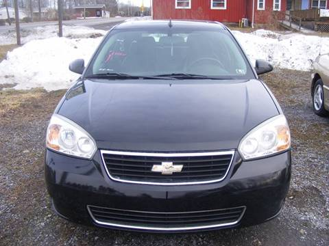 2006 Chevrolet Malibu Maxx for sale in Nicktown PA
