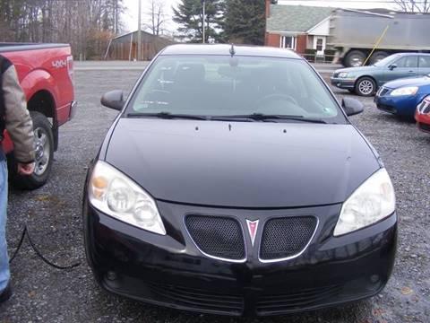 2008 Pontiac G6 for sale in Nicktown, PA