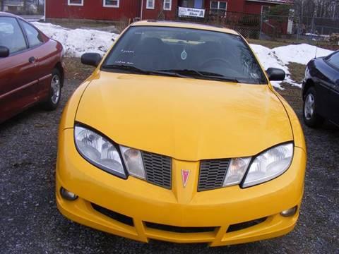 2003 Pontiac Sunfire for sale in Nicktown, PA