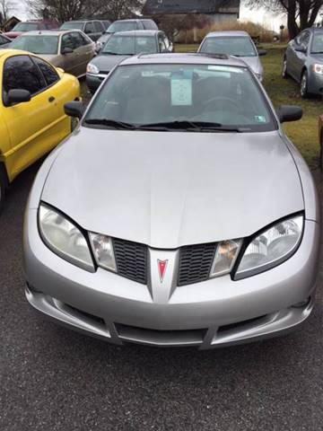 2005 Pontiac Sunfire for sale in Nicktown, PA