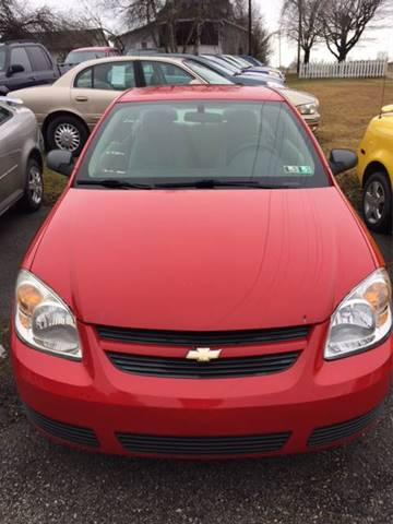 2007 Chevrolet Cobalt for sale in Nicktown PA