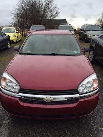 2005 Chevrolet Malibu Maxx for sale in Nicktown, PA