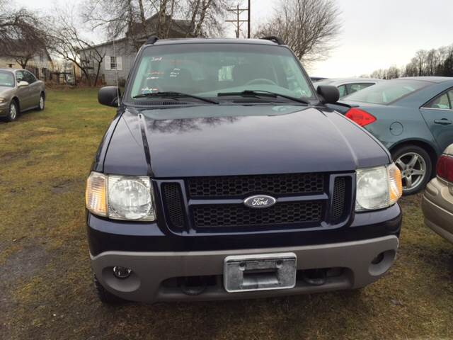 2003 Ford Explorer Sport Trac for sale in Nicktown, PA