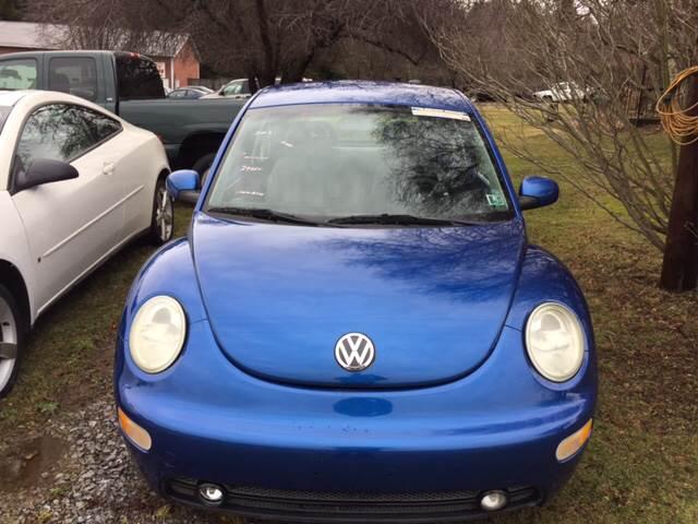 2002 Volkswagen New Beetle for sale in Nicktown, PA