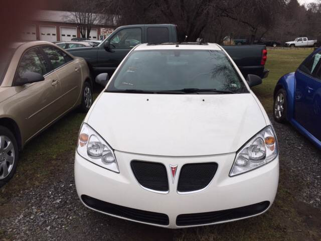 2006 Pontiac G6 for sale in Nicktown, PA