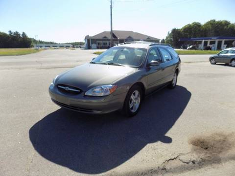 2002 Ford Taurus for sale in Turner, ME