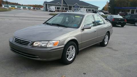 2001 Toyota Camry for sale in Turner, ME