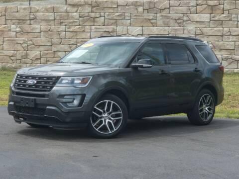 2016 Ford Explorer for sale at Car Hunters LLC in Mount Juliet TN