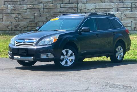 2012 Subaru Outback for sale at Car Hunters LLC in Mount Juliet TN