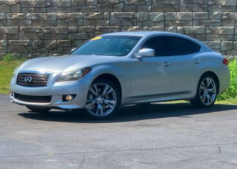 2013 Infiniti M37 for sale at Car Hunters LLC in Mount Juliet TN