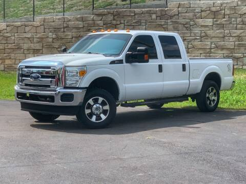 2016 Ford F-250 Super Duty for sale at Car Hunters LLC in Mount Juliet TN