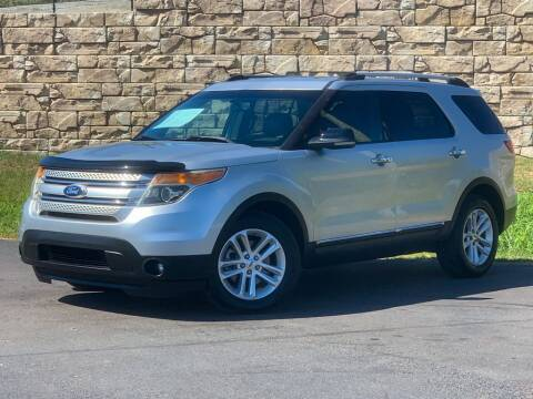 2011 Ford Explorer for sale at Car Hunters LLC in Mount Juliet TN