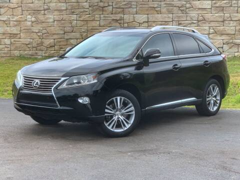 2015 Lexus RX 350 for sale at Car Hunters LLC in Mount Juliet TN