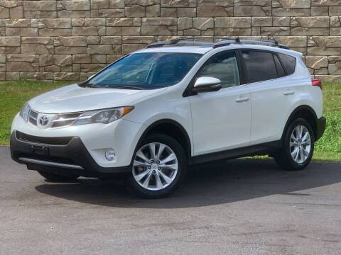 2013 Toyota RAV4 for sale at Car Hunters LLC in Mount Juliet TN