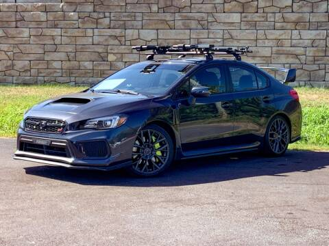 2018 Subaru WRX for sale at Car Hunters LLC in Mount Juliet TN