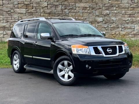 2010 Nissan Armada for sale at Car Hunters LLC in Mount Juliet TN
