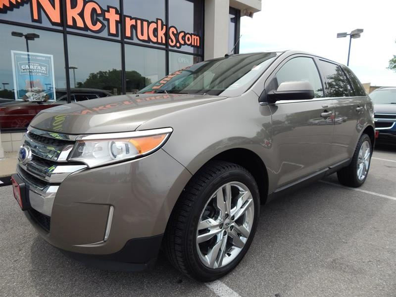 Ford Edge Awd Limited Dr Crossover Kansas City Mo