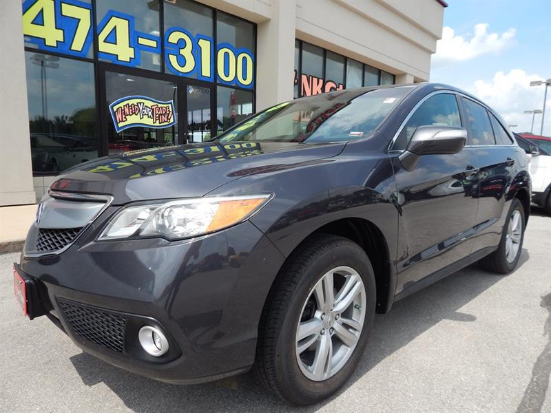 Jack Miller Auto Plaza >> 2014 Acura Rdx AWD 4dr SUV w/Technology Package In Kansas City MO - JACK MILLER AUTO PLAZA LLC
