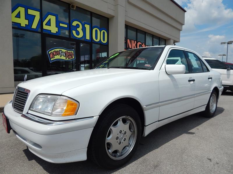 1998 Mercedes Benz C Class C 230 4dr Sedan   Kansas City MO