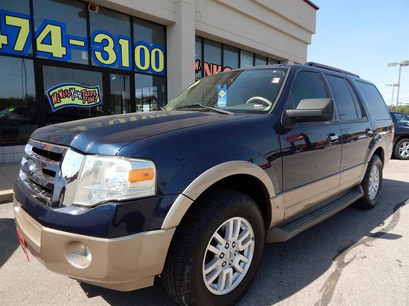 Jack Miller Auto Plaza >> 2013 Ford Expedition 4x2 XLT 4dr SUV In Kansas City MO - JACK MILLER AUTO PLAZA LLC