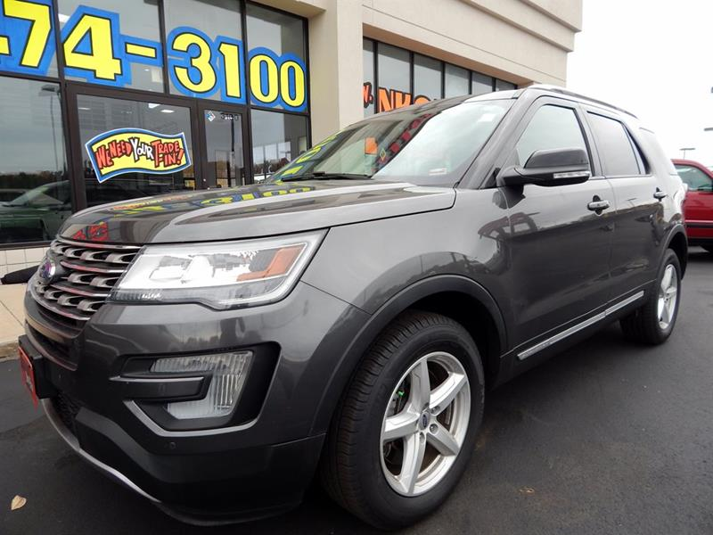 2016 Ford Explorer AWD XLT 4dr SUV In Kansas City MO ...