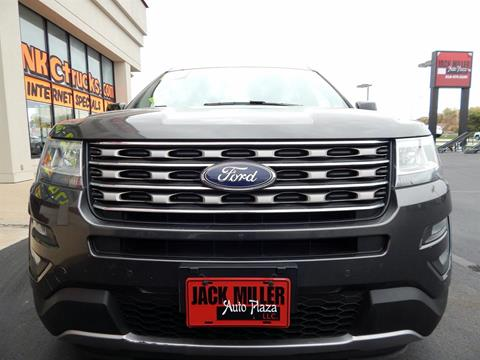 Jack Miller Auto Plaza >> Ford Used Cars financing For Sale Kansas City JACK MILLER AUTO PLAZA LLC