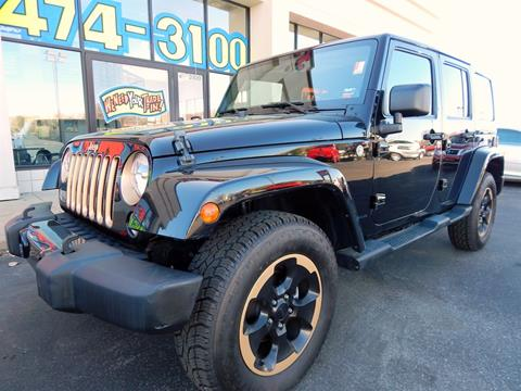 2014 Jeep Wrangler Unlimited for sale in Kansas City, MO