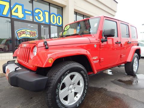 2012 Jeep Wrangler Unlimited for sale in Kansas City, MO