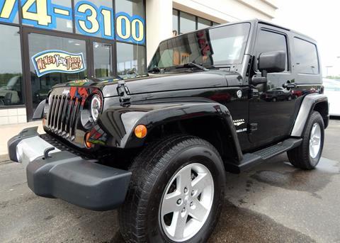 2009 Jeep Wrangler for sale in Kansas City, MO