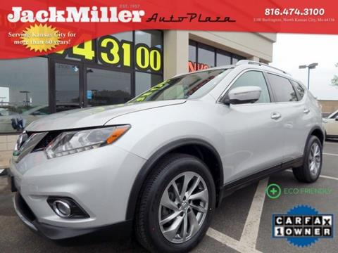 2015 Nissan Rogue for sale in Kansas City, MO