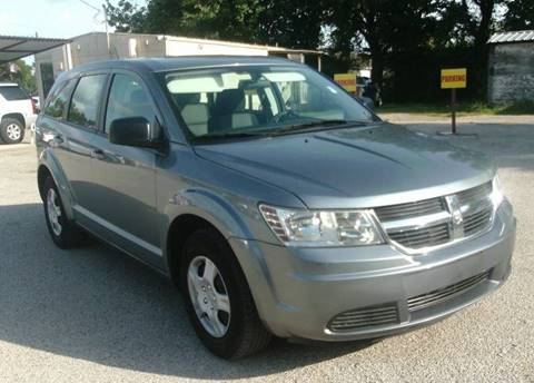 2009 Dodge Journey for sale in Houston, TX