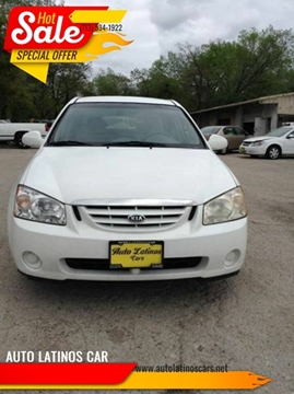 Kia Finance Bad Credit >> Used 2006 Kia Spectra For Sale In League City Tx