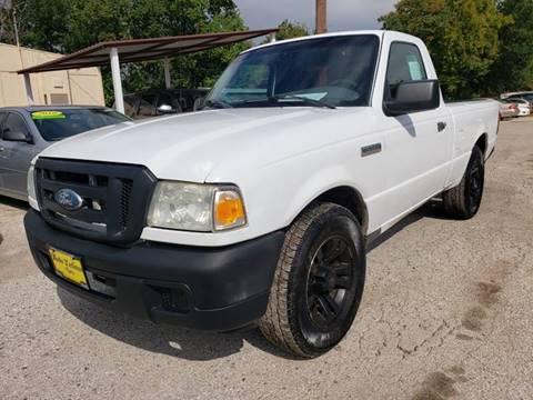2009 Ford Ranger for sale in Houston, TX