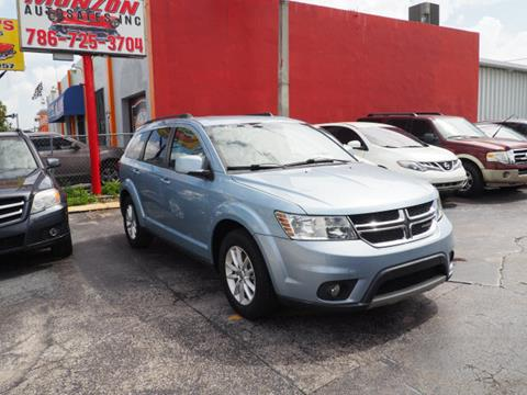 2013 Dodge Journey for sale in Hialeah, FL