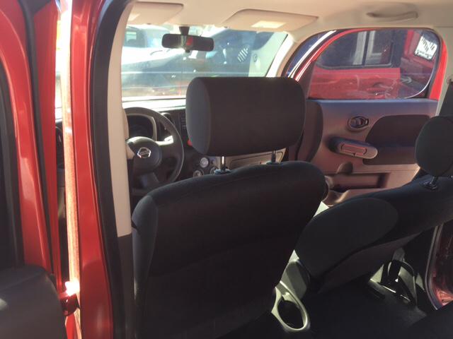 2010 Nissan cube 1.8 S 4dr Wagon 6M - Albuquerque NM