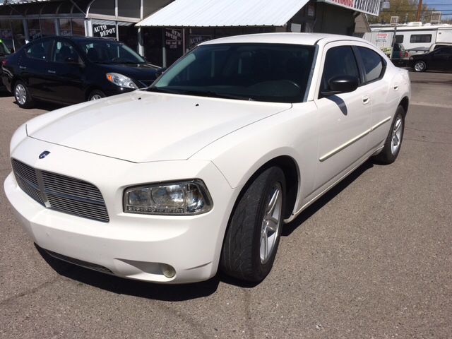 2008 Dodge Charger for sale at Auto Depot in Albuquerque NM
