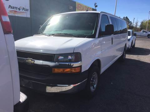 2014 Chevrolet Express Passenger for sale at Auto Depot in Albuquerque NM