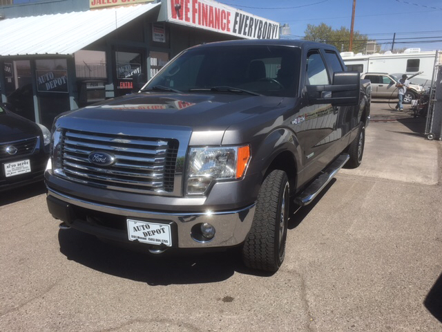 2012 Ford F-150 XLT 4x4 4dr SuperCrew Styleside 6.5 ft. SB - Albuquerque NM