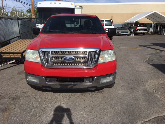 2004 Ford F-150 Lariat 4dr SuperCab Rwd Styleside 6.5 ft. SB - Albuquerque NM