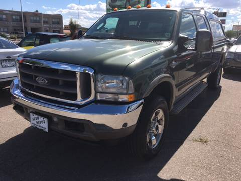 2004 Ford F-350 Super Duty for sale at Auto Depot in Albuquerque NM