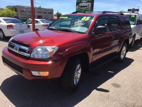 2005 Toyota 4Runner for sale at Auto Depot in Albuquerque NM