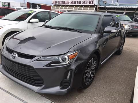 2014 Scion tC for sale at Auto Depot in Albuquerque NM