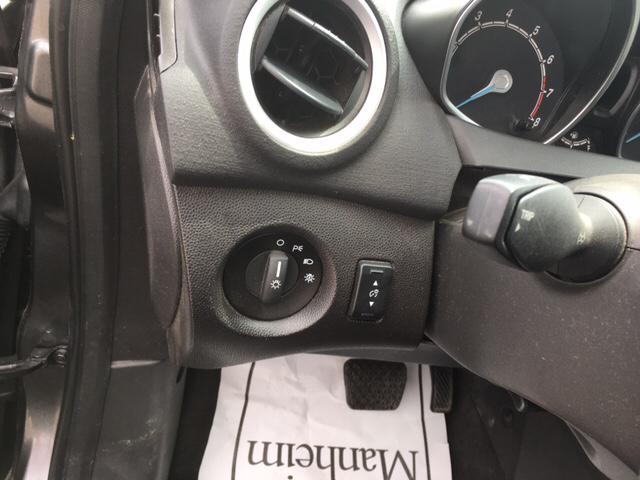 2015 Ford Fiesta SE 4dr Sedan - Albuquerque NM