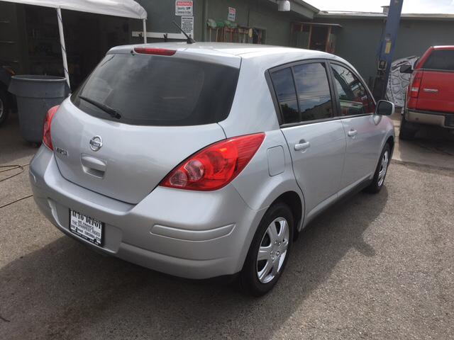2011 Nissan Versa 1.8 S 4dr Hatchback 4A - Albuquerque NM