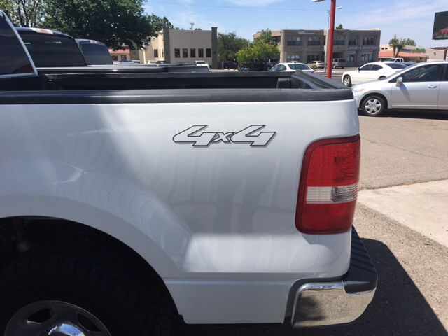 2008 Ford F-150 4x4 XLT 4dr SuperCab Styleside 6.5 ft. SB - Albuquerque NM