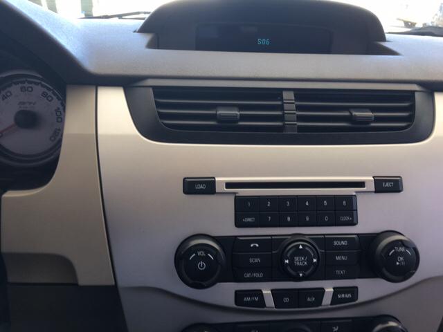 2008 Ford Focus SE 4dr Sedan - Albuquerque NM